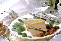 Mariages et autres cérémonies / La saison des fêtes de famille bat son plein, le Foie Gras en est l'invité d'honneur que ce soit à l'apéritif ou en entrée