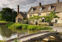 The Cotswolds / The quintessentially English villages of honey coloured stone, breathtaking landscapes and rolling hills are just a few of the marvellous wonders of the Cotswolds.