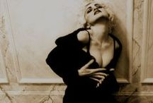 "Madonna Ciccone / My ""first"" favorite singer."
