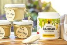 Baobab Savoury Dishes / Savoury dishes which use #baobab fruit powder