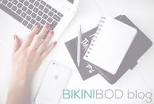 Women's Blog / The Latest Beauty Tricks, Fitness Tips and All Things BikiniBOD Related on Our Blog!  www.BikiniBOD.com