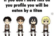 Attack on Titan c: