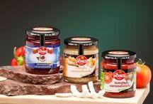 Caramelizados IBSA / Productos caramelizados IBSA elaborados a fuego lento y con ingredientes naturales de máxima calidad. Perfectos como acompañamiento, para aperitivos y canapés.