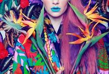 FANTASTICA BOTANICA Trend 2017 / Jewellery Trend 2017. Lush foliage, saturated hues, complex layering and stylized organic forms underpin a trend that's filled with lashings of sensual drama.