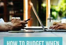 Budgeting / Everything you wanted to know about saving money and budgeting.