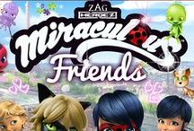 Miraculous Ladybug Friends :) / Hi Guys! So I just realized that there are so many fans of Miraculous Ladybug, so I made this board for the friends that love this fandom, so you can add things that you like of MLB and enjoy.  Comment if you want to join. Members can add friends too ;)