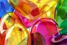 In Living Color / Let's celebrate color!