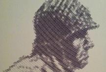 PolarGraph Drawings [DIYprojex.com]