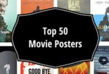 Top 50 Inspiring Movie Poster Designs / Trying to figure out the movie poster design for your next film? Start by inciting your senses with this collection of intriguing, weird and beautiful. Check out the article to see all...