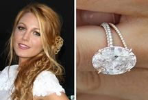 Celebrity Engagement Rings / Who doesn't love keeping up with the fabulous lives (and jewels) of today's hottest celebrities?! Let us recreate your celeb dream ring here at Bashinski Jewelers!