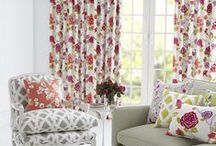Curtains Melbourne / Gorgeous Sheer Curtains with Decorative rods and Designer Block out curtains!