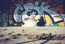 Color Graffiti Wedding / Zawsze można więcej i lepiej. Jeżeli interesuje Was nietypowa sesja ślubna to Podlaskie Wesele spełni wszelkie oczekiwania ;)  #fotografia #photography #podlaskie #ślub #wedding #wesele