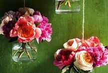 Floral Decorations We Love / Wow! A lot of very inspiring material of floral decorators can be found here on Pinterest!