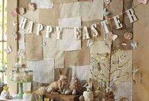 Easter   Floral Design Inspiration / Be inspired to make the most beautiful floral Easter decorations!