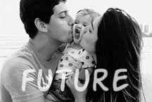 Future / Kids, family, I have no idea what will happen in the future but might as well be prepared