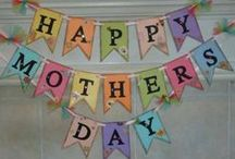 We (L) Mother's Day