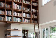 • Deco • Library • / Bookshelves Library  Bibliothèque