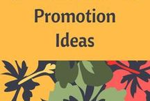 Business - Promotion Ideas / This board has been created to help jewelry designers with the business aspect of their jewelry business. Business tips have been curated from several wonderful resources. Tips on how to promote your work.