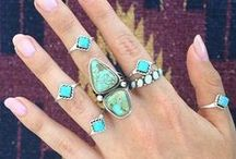 {TURQUOISE TRENDS} / *STYLE IVY JANE CLOTHES WITH TURQUOISE ACCESSORIES*