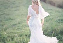 Panna Młoda / Pomysły na ślubne stylizacje dla przyszłej Panny Młodej