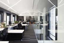 Office Space / Inspiration for the corporate office design