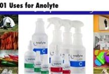 Anolyte Products - Safe, Non-toxic and All Natural! / Create a safe and healthy environment for yourself and your loved ones!