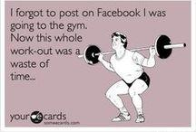 Gym Humor / What makes us LOL, LMAO and giggle