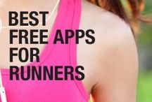 Workout Apps / Great phone apps to keep you on track with workouts and fitness