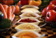 Culinaire et Art de Table / Laissez vos invités savourer les images de vos plats avant de les déguster