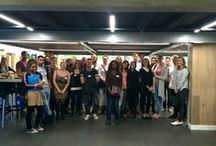 Student Project Sharing Morning / Florstore OnTrend hosted a Student Project Sharing Morning with the final year students from BHC School of Design and Design Time School of Interior Design in #capetown