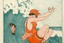 Le Sourire / 1897 - 1935 - Journal humoristique. Alphonse fut l'un de cs rédacteurs.Dans les années 1920, le Sourire Magazine est un journal satirique français qui arbore des couvertures artistiques, parfois coquines...