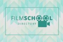 Film Schools / Top Film Schools. Curated list based on several articles. Read more: http://www.filmsourcing.com/film-schools #filmmaking #acting #directing #producing