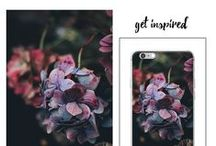 Get inspired / Garść inspiracji:) Zaprojektuj własne etui na telefon