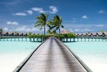 Travel Inspiration / Inspiration for amazing travel destinations around the world   #Travel #Inspiration