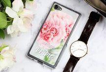 Etui na telefon - prezent na Dzień Mamy / Inspirujące pomysły na prezent z okazji Dnia Matki. Piękne etui ze specjalnie zaprojektowanej kolekcji http://www.etuo.pl/etui-na-telefon-dzien-matki.html
