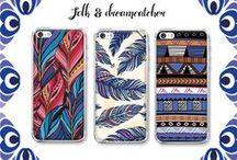 Kolekcja folk & dreamcatcher / Klimatyczna kolekcja azteckich i folkowych wzorów na etui do telefonu: http://www.etuo.pl/etui-na-telefon-kolekcja-folk-dreamcatcher.html