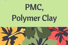 Tutorials - PMC, Polymer Clay / This board has been created to help jewelry designers who have an interest in learning how to use PMC and Polymer Clay in their designs; or, simply for inspiration. Tutorials provided by various sources.