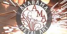 Alabama Metal Art - What we do - video / Short video to tell you about Alabama Metal Art.