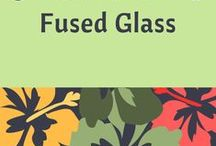 Tutorials - Fused Glass / This board has been created to help jewelry designers who have an interest in learning how to fuse glass; or, simply for inspiration. Tutorials provided by various resources.