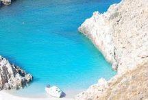 Greece Travel / Travel guides, tips and inspiration for visiting Greece   #Greece #Athens #Santorini #Mykonos #Crete