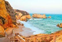 Portugal Travel / Travel guides, tips and inspiration for visiting Portugal   #Portugal #Lisbon #Porto #Sintra #Algarve