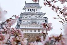 Japan Travel / Travel guides, tips and inspiration for visiting Japan   #Japan #Tokyo #Kyoto