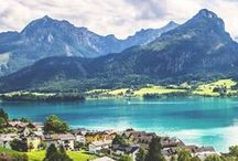Austria Travel / Travel guides, tips and inspiration for visiting Austria   #Austria #Vienna #Salzburg
