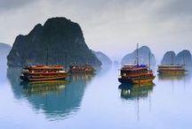 Vietnam Travel / Travel guides, tips and inspiration for visiting Vietnam   #Vietnam