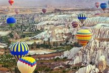 Turkey Travel / Travel guides, tips and inspiration for visiting Turkey   #Turkey #Istanbul #Cappadocia