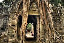 Cambodia Travel / Travel guides, tips and inspiration for visiting Cambodia   #Cambodia #AngkorWat