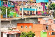 Colombia Travel / Travel guides, tips and inspiration for visiting Colombia   #Colombia #Bogota #Medellin