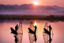 Myanmar Travel / Travel guides, tips and inspiration for visiting Myanmar   #Myanmar
