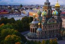 Russia Travel / Travel guides, tips and inspiration for visiting Russia   #Russia