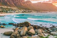 South Africa Travel / Travel guides, tips and inspiration for visiting South Africa   #SouthAfrica